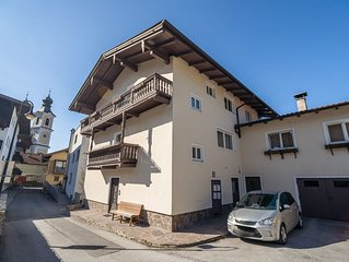 Cozy Apartment in Hopfgarten im Brixental with Parking