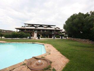 Vacation Home a Cugnana Verde con 1 camere da letto e 4 posti letto