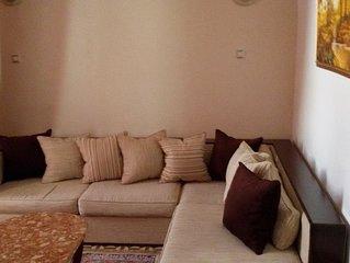 Appartement Plein Centre Ville D'Alger Wifi Climatise Avec Ascenseur