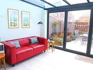 Lovely apartment for 6 guests with WIFI, TV and parking
