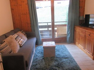 Duplex apartment for 5 people in La Grande Terche/Portes de Soliel ski area