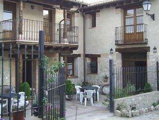 Casa rural (alquiler íntegro) La Fragua de los Álvaro para 6 personas