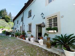 Beautiful apartment for 3 people with sauna, WIFI, pool, veranda and panoramic v