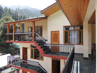 Explore the Charm of Manali with us staying at our stay .