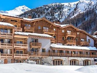 Ferienwohnung Residence Chalet Skadi (VAL300) in Val d'Isere - 4 Personen, 2 Sch