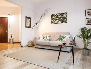 Appartamento moderno, ampio e confortevole,a pochi passi dal centro M**********