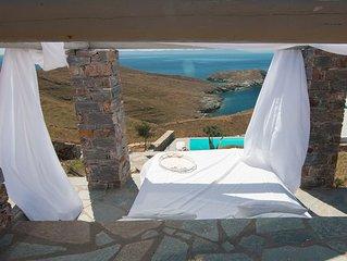 Villa Meli, Luxury Contemporary New Villa, Private Pool, Astonishing Sea Views