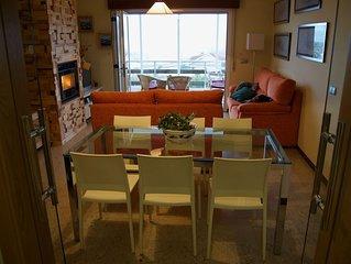 Apartamento con impresionantes vistas y completamente renovado en Sanxenxo
