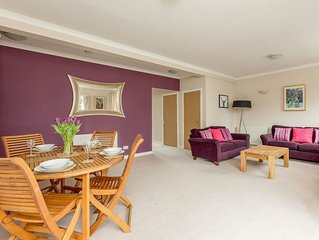 2 bedroom accommodation in South Queensferry, near Edinburgh