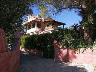 Lakis House 1st floor near Laganas