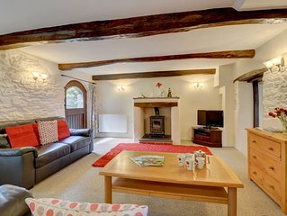 Button Stable - Three Bedroom House, Sleeps 6