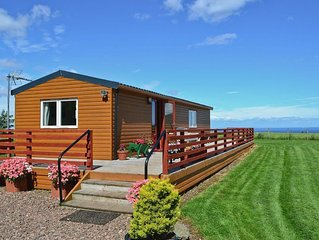 Cosy chalet in the heart of East Lothian countryside