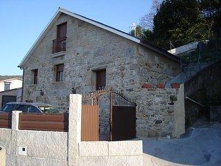 Casa rústica en las Rías Baixas