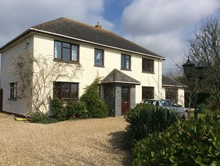 One Bedroomed fully equipped Annex, full kitchen, bathroom, sleeps 3.