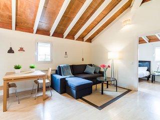 Las Letras III - Apartamento para 4 personas en Madrid