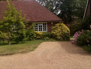 The Studio at Arden, Pluckley  in the garden of England