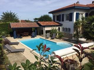 Location 8 a10  couchages  pres de Biarritz--4 kms. PROMO.