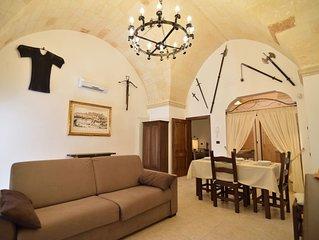 La Sala delle Armi, Oria BR, Puglia, Italia