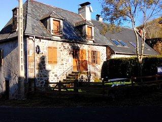Belle maison ancienne cantalienne du Cantal