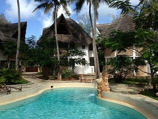 Watamu - Dimora tipica africana in complesso residenziale con piscina