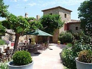 Beautiful Stone Olive Oil Mill near Aix En Provence., holiday rental in Pelissanne