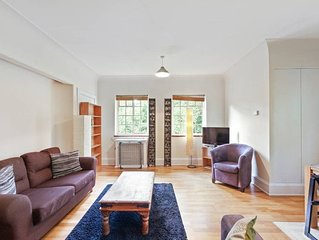 Spacious 1 Bed in Streatham