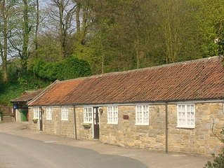Wren Cottage, pet free cottage just outside Scarborough within the National Park
