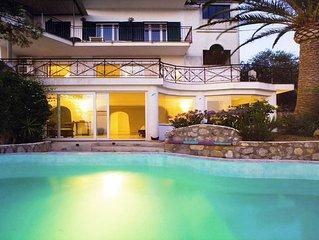 Villa Carlotta-Magnificent Sorrento Coast villa with private pool and ocean view