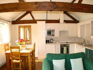 Luxury 4* Gold Self Catering Cottages in Oxford