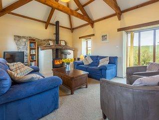Spring Barn is a delightful three bedroom barn conversion.