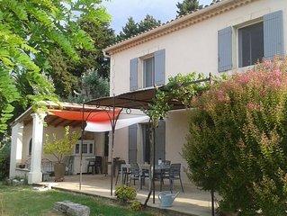 BELLE BASTIDE et piscine privé à Monteux, proche Avignon/Pernes - VAUCLUSE/PACA