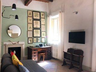 CASA DOLCE CASA . Appartamento completo in centro storico.