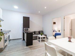 Chopera I - Apartamento para 6 personas en Madrid