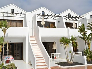 Sun Blessed South Facing First Floor Apartment in Costa Teguise Lanzarote