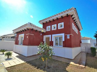 Mar Menor Golf Resort - Simply stunning villa with heated pool and large garden