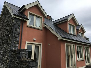 NEW LISTING, Ring of Kerry Golf Cottages, Kenmare, Luxury Home,Stunning Location