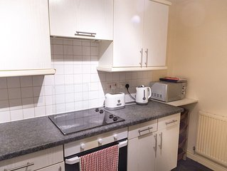 3 bed cosy apartment in excellent South Manchester location