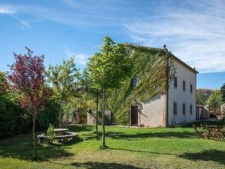 Una auténtica casa rural en Sepúlveda y las Hoces del Duratón