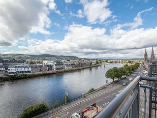 The best views in Inverness of the River Ness