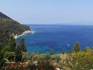 Villa Marina, Ithaca Greece - Private Pool and Spectacular Sea Views