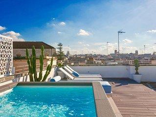 Corte dei Florio Lecce ORO Luxury apartment