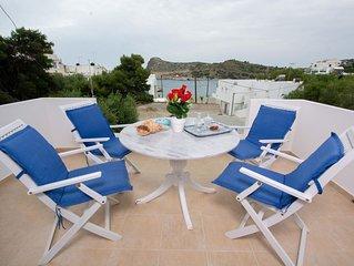 Seaside Apartments-Ariadni