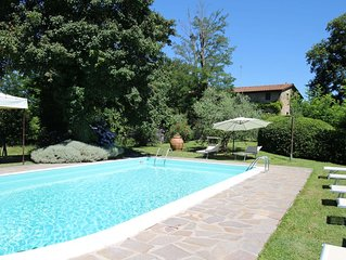 Beautiful private villa with private pool, WIFI, TV, patio, pets allowed, panora