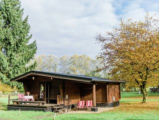 Holiday home with terrace in Südheide Nature Park for families and horse lovers
