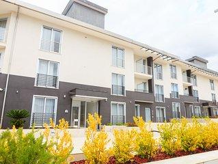 Appartamento Deluxe al Vignadonica Resort moderno e funzionale.