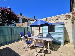 Modern holiday home in Walmer, Deal with parking