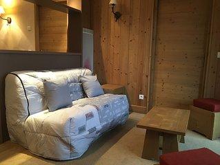 Risoul - Appartement de standing 8 pers. - Piscine & sauna - Pieds des pistes