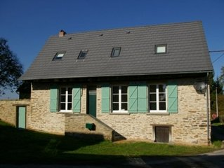 Farmhouse With Large Courtyard & 12ft pool. Ideal for 2 Families.Sleeps 8/10