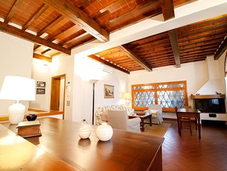Casa Montecuccoli con piscina privata in Toscana