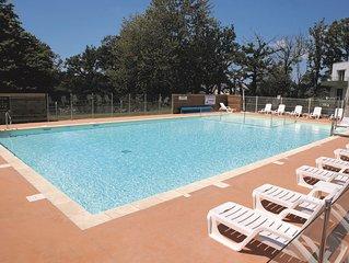 Appartement spacieux avec terrasse proche centre-ville | Accès piscine